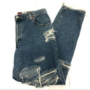 90's Levi's 550 Classic Relaxed Tapered Jeans